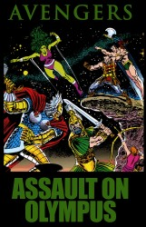 Avengers Assault on Olympus HC
