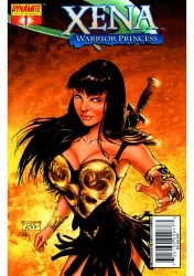 Xena Warrior Princess (Volume 2) 1-4 series+ Annual