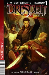 Jim Butcher's The Dresden Files - War Cry #01