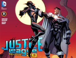 Justice League Beyond 2.0 #21