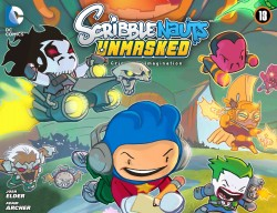 Scribblenauts Unmasked - A Crisis of imagination #13