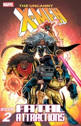 X-Men - Fatal Attractions - Book Two