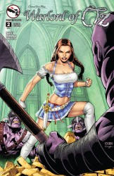 Grimm Fairy Tales Presents Warlord Of OZ #02