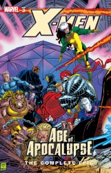 X-Men - Age of Apocalypse - The Complete Epic Vol.3