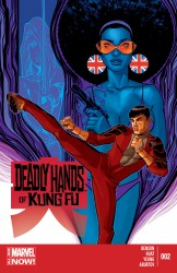 Deadly Hands of Kung Fu #02