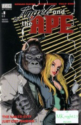 Angel and the Ape (Volume 3) 1-4 series