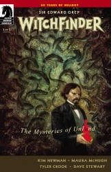 Sir Edward Grey, Witchfinder – The Mysteries of Unland #1