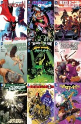 Collection DC - The New 52 (18.06.2014, week 24)