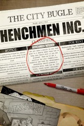 Henchmen, Inc. #01