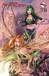 Grimm Fairy Tales Presents Neverland Age Of Darkness #04