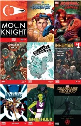 Collection Marvel (02.04.2014, week 13)