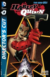 Harley Quinn Director's Cut #0