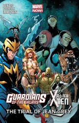 Guardians Of The Galaxy - All-New X-Men - The Trial Of Jean Grey