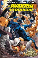 Trinity Of Sin - The Phantom Stranger #21