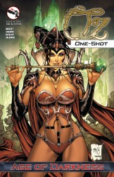 Grimm Fairy Tales Presents Oz Age of Darkness #01