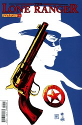 The Lone Ranger #25
