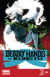 Deadly Hands of Kung Fu #03