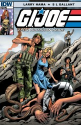 G.I. Joe - A Real American Hero #204