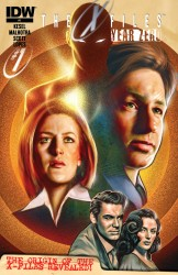 The X-Files - Year Zero #1