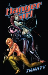 Danger Girl - Trinity