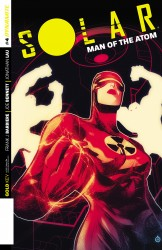 Solar - Man of the Atom #4