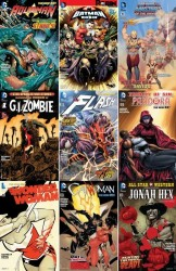 Collection DC - The New 52 (23.07.2014, week 29)