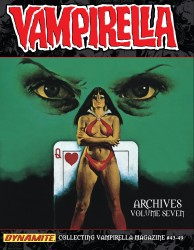 Vampirella Archives (Volume 7)