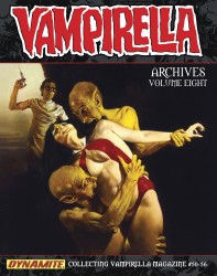 Vampirella Archives (Volume 8)
