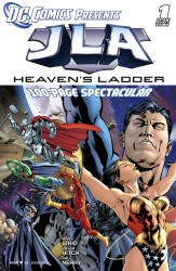 DC Comics Presents - JLA - Heaven's Ladder