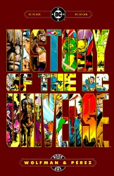 History of the DC Universe (1-2 series) Complete