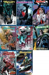 Collection DC - The New 52 (30.07.2014, week 30)