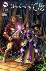 Grimm Fairy Tales Presents Warlord Of OZ #03