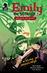 Emily and the Strangers #5 – Breaking the Record #2