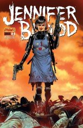 Jennifer Blood Annual