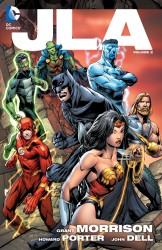 JLA - The Deluxe Edition (Volume 2)