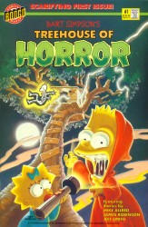 Bart Simpson's Treehouse of Horror (1-19 series)