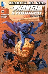 Trinity Of Sin - The Phantom Stranger #22