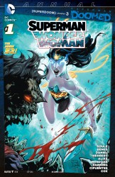 Superman - Wonder Woman Annual #1