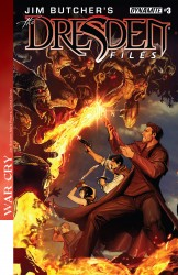 Jim Butcher's The Dresden Files - War Cry #03