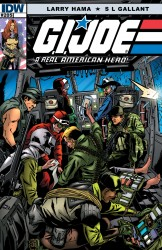 G.I. Joe - A Real American Hero #205