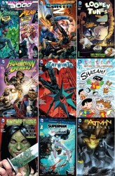 Download Collection DC - The New 52 (06.08.2014, week 31)