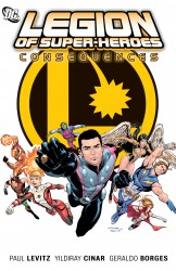 Legion of Super-Heroes (Volume 2) Consequences