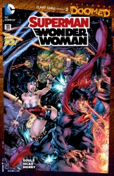 Superman - Wonder Woman #11