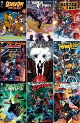 Download Collection DC - The New 52 (13.08.2014, week 32)