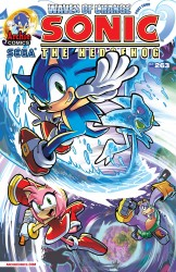 Sonic the Hedgehog #263