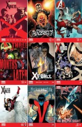Download Collection Marvel (13.08.2014, week 32)