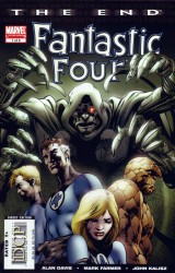 Fantastic Four - The End (1-6 series) Complete
