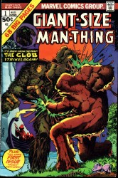Giant-Size Man-Thing (1-5 series) Complete