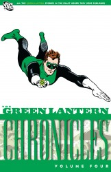 The Green Lantern Chronicles (Volume 4)