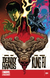 Deadly Hands of Kung Fu #04